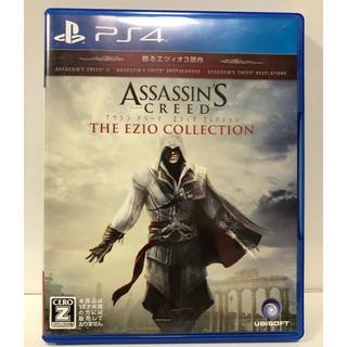 プレイステーション4(PlayStation4)のアサシンクリード  エツィオ コレクション(家庭用ゲームソフト)
