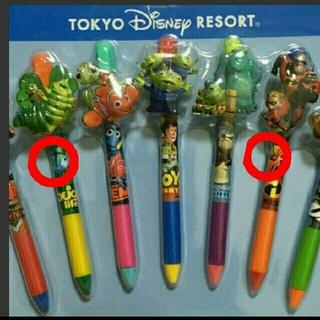Disney - ディズニーリゾート限定 ディズニーピクサー ボールペン