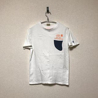 フリークスストア(FREAK'S STORE)のTES テス Tシャツ カットソー Sサイズ(Tシャツ/カットソー(半袖/袖なし))