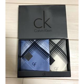 カルバンクライン(Calvin Klein)のカルバンクライン ハンカチ(ハンカチ/ポケットチーフ)