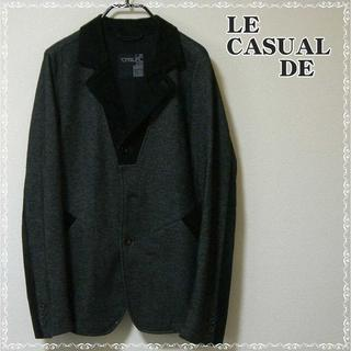 ◆LE CASUAL DE ショート コート  M(ピーコート)