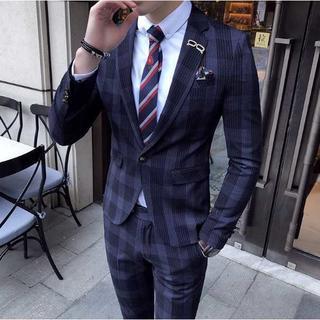 定番 メンズスーツ 社会人 ビジネス お呼ばれ zb460(セットアップ)