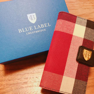 バーバリーブルーレーベル(BURBERRY BLUE LABEL)のBLUE LABEL iPhoneケース(iPhoneケース)