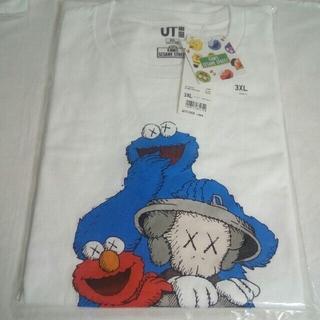 UNIQLO - ユニクロ カウズ Tシャツ 3XLサイズ