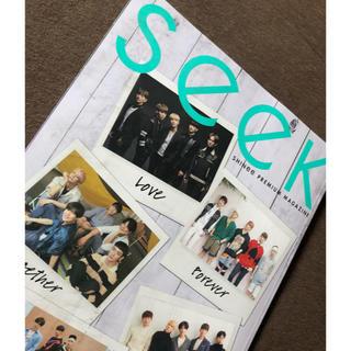 SHINee premium magazine(K-POP/アジア)
