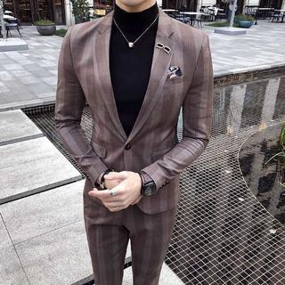 定番 メンズスーツ 社会人 ビジネス お呼ばれ zb461(セットアップ)