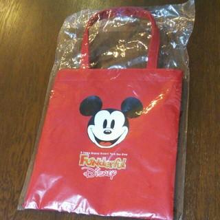 ディズニー(Disney)のファンダフルディズニー☆ミッキー☆オリジナルトートバッグ(トートバッグ)