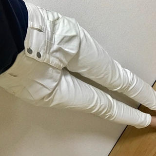 リュリュ(RyuRyu)のRyuRyu ハイウエスト スキニーパンツ スラックス(スキニーパンツ)