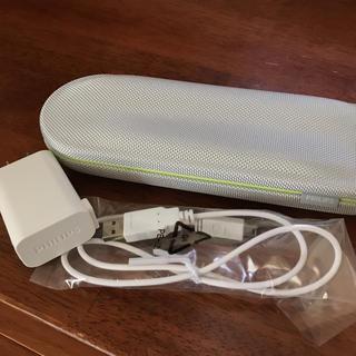 フィリップス(PHILIPS)のソニッケアー ダイヤモンドクリーン 充電機能付トラベルケース(電動歯ブラシ)