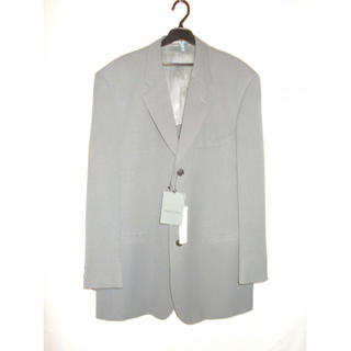 Poisson Volant メンズ シングルスーツ セットアップ L グレー(セットアップ)