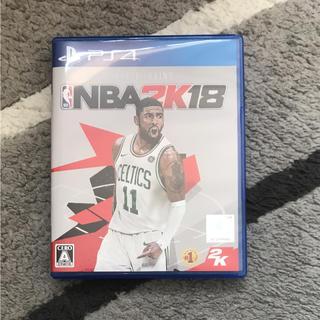 プレイステーション4(PlayStation4)のNBA2K18 PS4 ソフト(家庭用ゲームソフト)