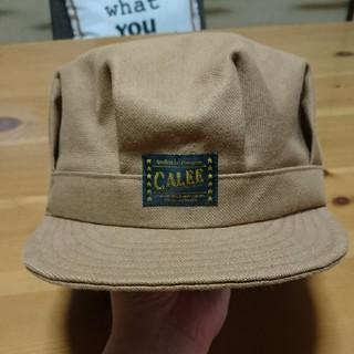 キャリー(CALEE)のCALEE ワークキャップ(キャップ)