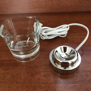 フィリップス(PHILIPS)のフィリップス ダイヤモンドクリーン グラス型充電器(電動歯ブラシ)