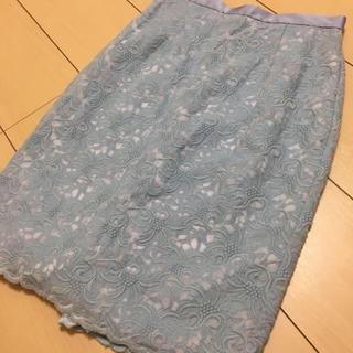 JUSGLITTY - JUSGLITTY☆レーススカート