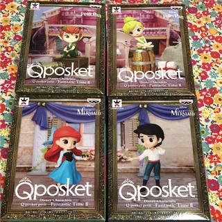 Qposket Disney Characters petit 全4種