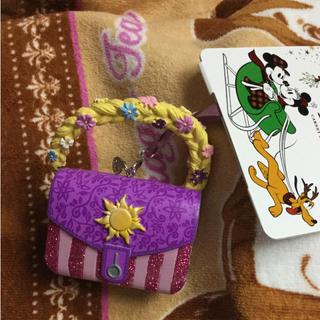 ディズニー(Disney)のラプンツェル オーナメント バック フィギュア(その他)