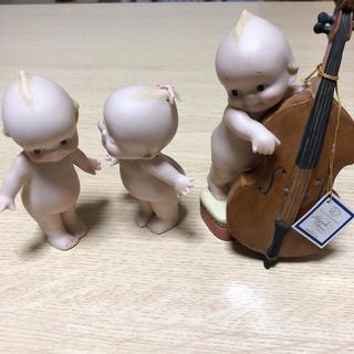 キユーピー - 三体セット レア セキグチキューピー コレクション