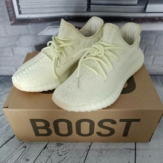 adidas - 新品本物adidas yeezy boost 350 V2 Butter26.5