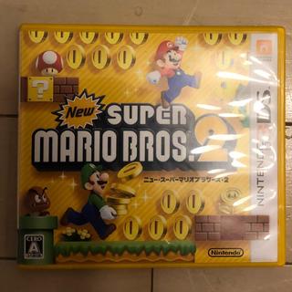 ニンテンドー3DS(ニンテンドー3DS)のNINTEND 3DS スーパーマリオブラザーズ2(家庭用ゲームソフト)