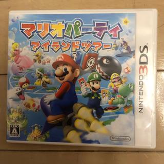 ニンテンドー3DS(ニンテンドー3DS)のNINTEND 3DS マリオパーティアイランドツアー(家庭用ゲームソフト)