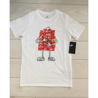 ナイキ(NIKE)のナイキ tシャツ  キッズ シューズボックス(Tシャツ/カットソー)