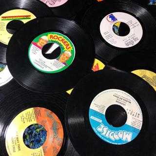 レコード50枚セット レゲエ reggae(ターンテーブル)