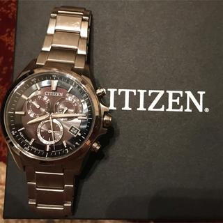 シチズン(CITIZEN)のCITIZEN アテッサ  エコドライブ(腕時計(アナログ))