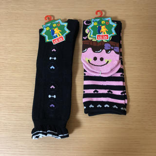 13〜15cm 靴下 ハイソックス(靴下/タイツ)