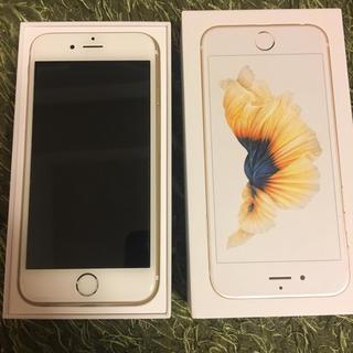 アイフォーン(iPhone)のiPhone6s SIMフリー(スマートフォン本体)