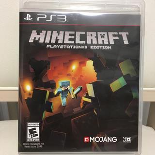 プレイステーション3(PlayStation3)のPS3 MINECRAFT(家庭用ゲームソフト)