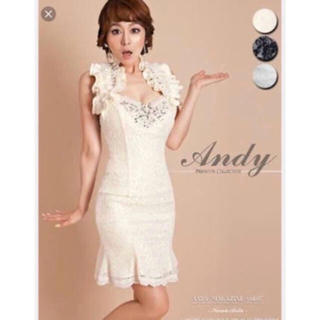 アンディ(Andy)のAndy ホルターネックドレス(ナイトドレス)