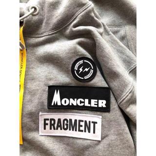 モンクレール(MONCLER)のMONCLER モンクレール パーカー 藤原浩2018(パーカー)