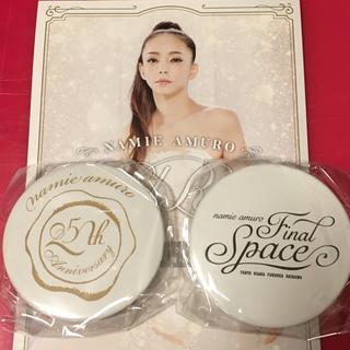 安室奈美恵 Finall Space ガチャ マグネット(No.57)