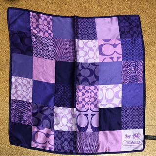 COACH - コーチ♥スカーフ