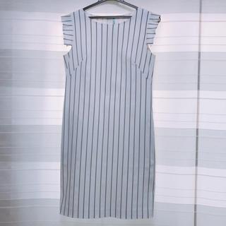 アンドクチュール(And Couture)のアンドクチュール♡ストライプワンピース(ひざ丈ワンピース)