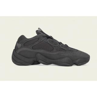 adidas - yeezy 500 UTILITY BLACK 27