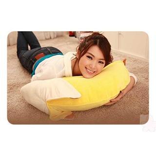 【Referica】 一本バナナ クッション 抱き枕 小(枕)