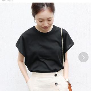 イエナスローブ(IENA SLOBE)の新品  タグ付き今季 プルオーバー(Tシャツ(半袖/袖なし))