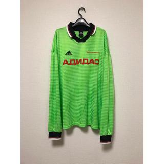 アディダス(adidas)の18SS ゴーシャラブチンスキー adidas L/S Jersey Tee S(Tシャツ/カットソー(七分/長袖))