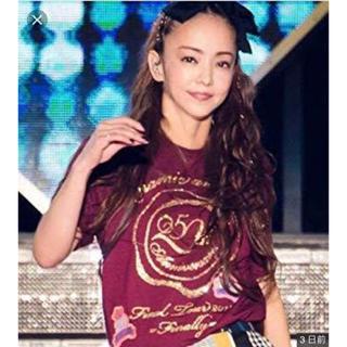 安室奈美恵  Tシャツ
