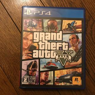 プレイステーション4(PlayStation4)のグランドセフトオート PS4(家庭用ゲームソフト)