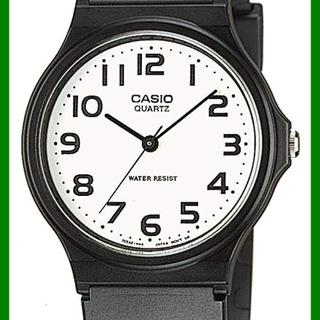 ■ CASIO スタンダード 腕時計■(ラバーベルト)