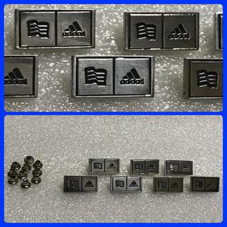 アディダス(adidas)の送料無料‼️ 非売品 アディダス adidas リベット 7個セット(その他)