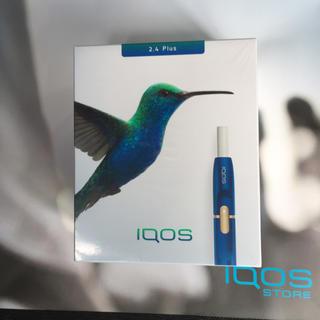 アイコス(IQOS)の8/10購入 アイコス 国内正規品 サファイアブルー 新品 未登録 送料無料(タバコグッズ)