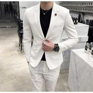 定番 メンズスーツ 結婚式 ビジネス zb471(セットアップ)