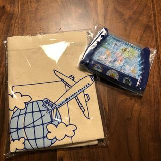 エーエヌエー(ゼンニッポンクウユ)(ANA(全日本空輸))のANA 非売品 エコバック おもちゃ(エコバッグ)