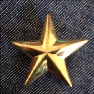 真鍮製⭐️スターコンチョ⭐️星(その他)