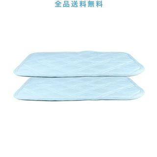 Tomameri 涼感ひんやり枕パッド 接触冷感 抗菌防臭 2(枕)