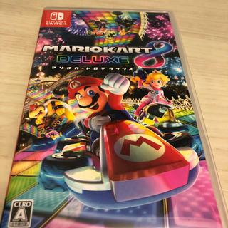 ニンテンドースイッチ(Nintendo Switch)のマリオカート8デラックス(家庭用ゲームソフト)