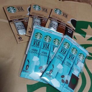 スターバックスコーヒー(Starbucks Coffee)のスタバ VIA  アソート  15本(コーヒー)